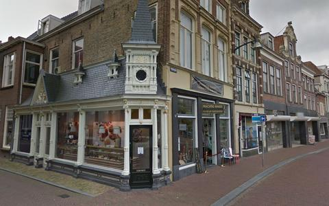 'Smalste winkel van Nederland' staat in Leeuwarden en is te koop