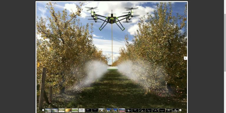 Drone moet zware tractoren vervangen