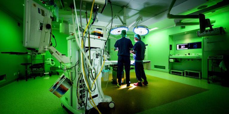 Operatie met zwarte doos in AMC
