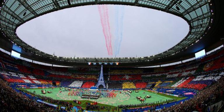 EK levert UEFA 830 miljoen euro op