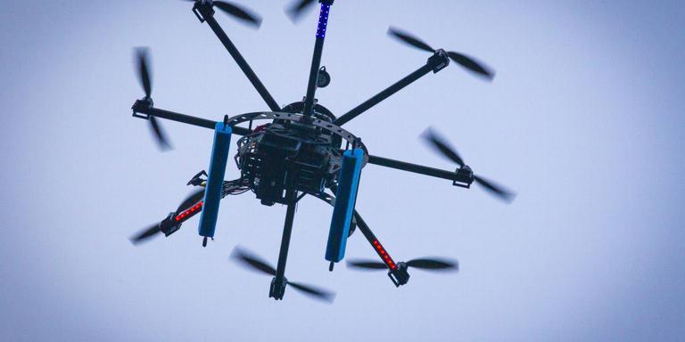 Drones kunnen nesten vogels beschermen