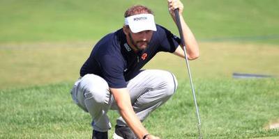 Golfer Luiten bij rentree twee boven par