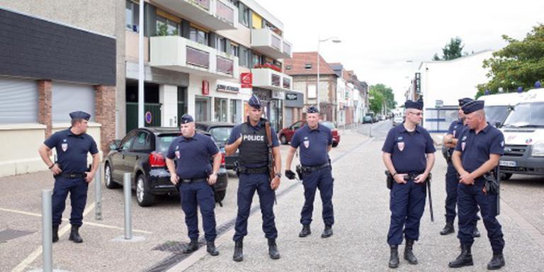 'Daders Franse kerk filmden moord priester'
