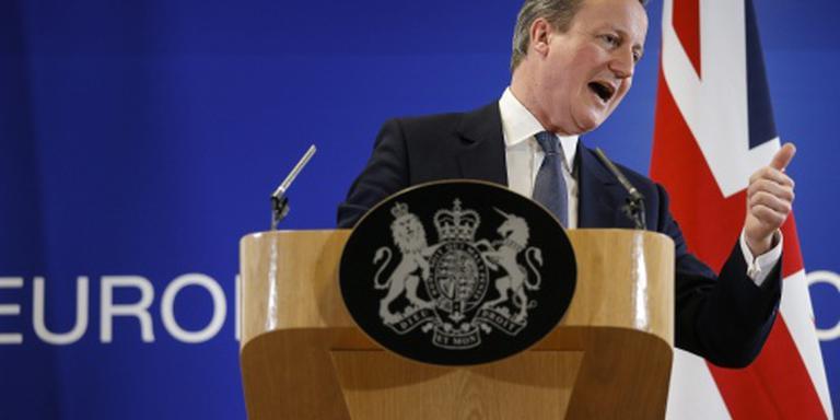 EU-deal moet Britse ja-campagne helpen