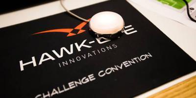 Tennisbond experimenteert met Hawk-Eye op gravel