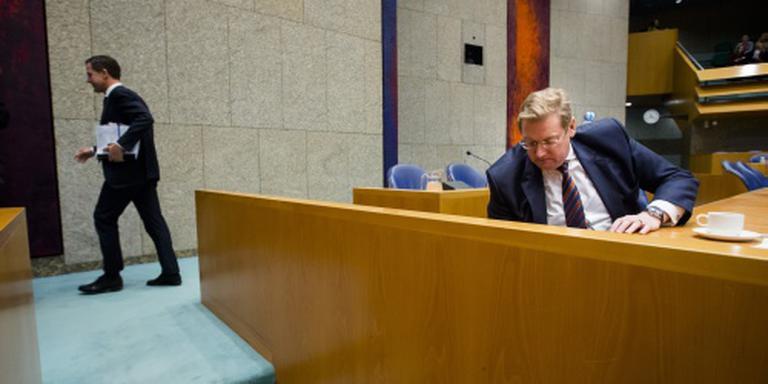 Oppositie laakt passiviteit Van der Steur