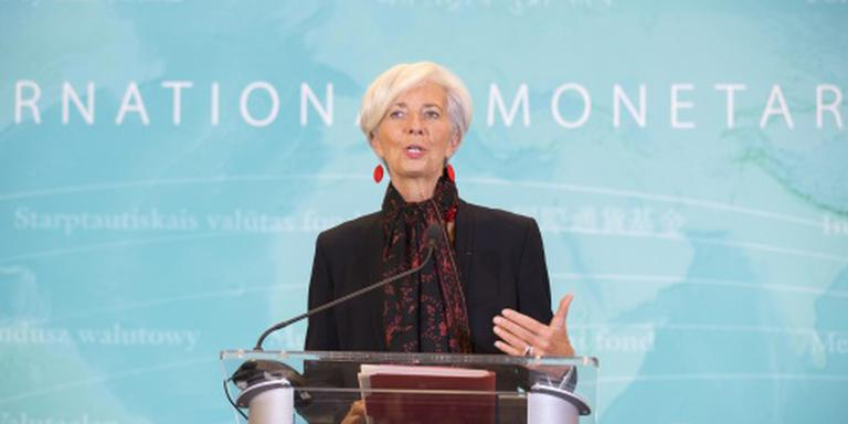 IMF-voorzitter Lagarde wil tweede termijn