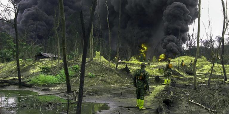 Rebellen Nigeria treffen Chevron opnieuw