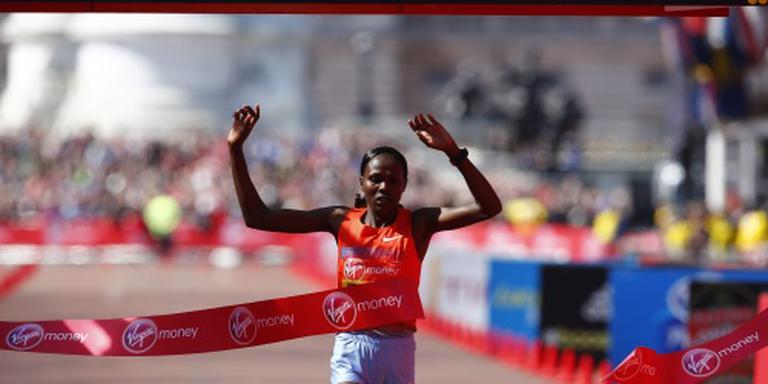 Jeptoo als favoriete naar marathon Amsterdam