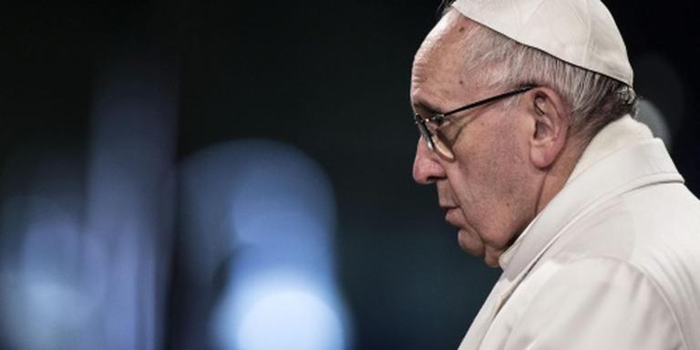 Paus veroordeelt aanslag in Pakistan