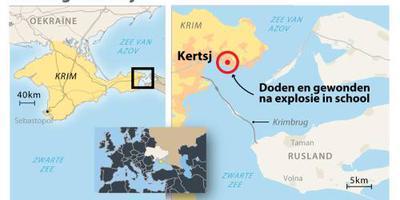 Aanslagpleger op de Krim was 22-jarige student
