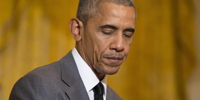 Obama: geweld tegen agenten moet ophouden