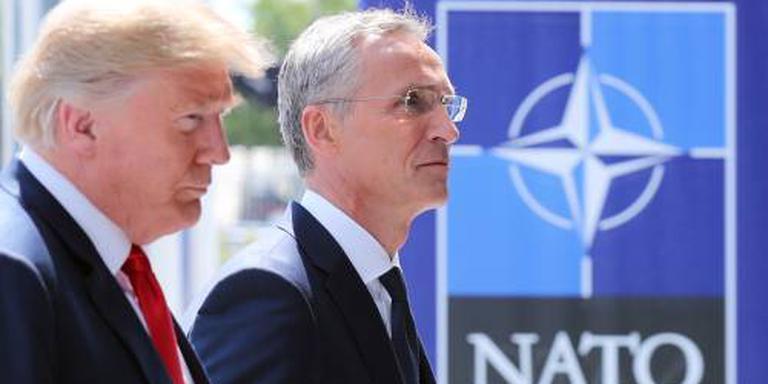 'Spoedsessie NAVO na nieuwe eis Trump'