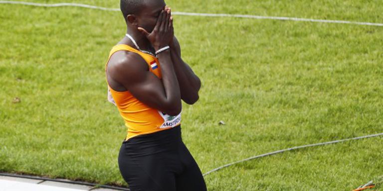 Bockarie onder olympische limiet 100 meter