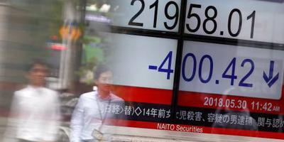 Chipbedrijven helpen Nikkei vooruit