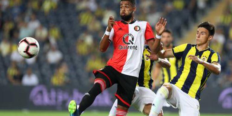 Feyenoord ontsnapt tegen Fenerbahçe