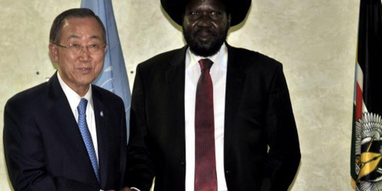 VN waarschuwen president Zuid-Sudan