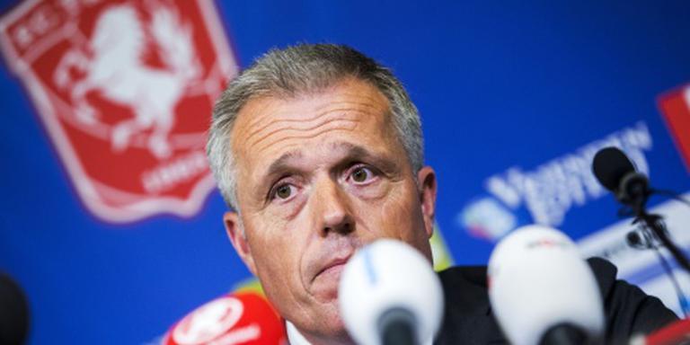 Geen degradatieclausule spelers Twente
