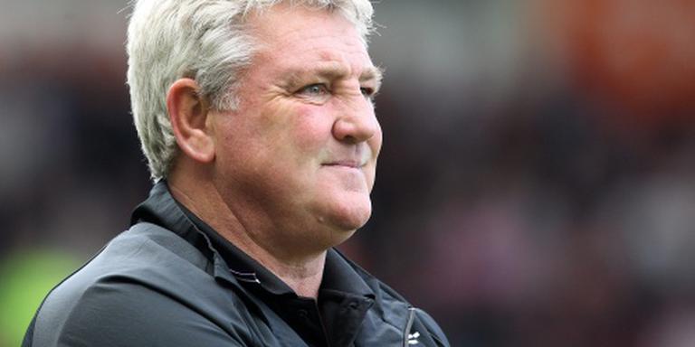 Beoogd bondscoach Bruce stapt op bij club