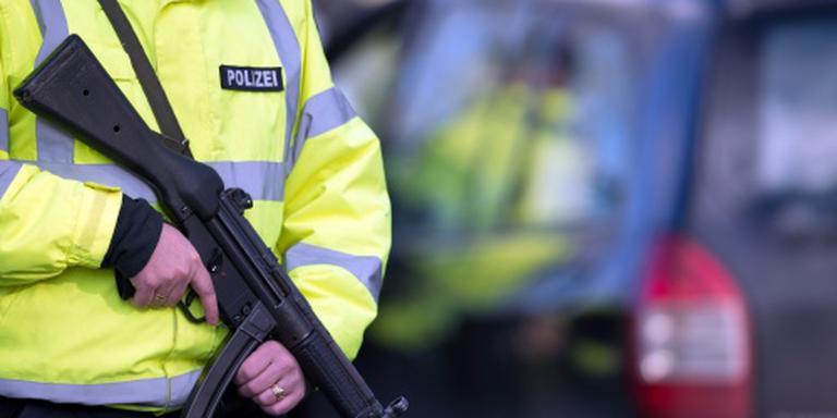 Duitse politie pakt hulpje van Abdeslam op