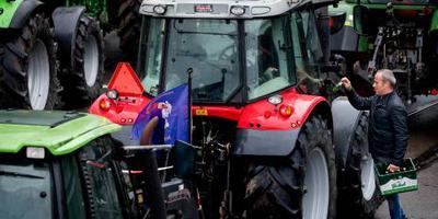 Tractorfile. FOTO ANP