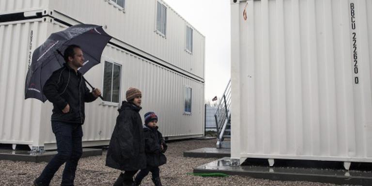 Frankrijk wil niet meer vluchtelingen opnemen