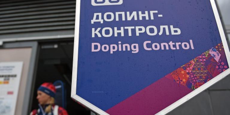 'Schone' Russische atleten in beroep bij CAS