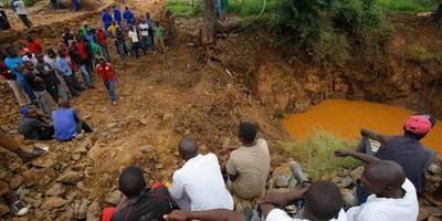 Mogelijk tientallen doden in mijnen Zimbabwe