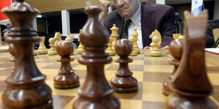 Schaakgrootmeester Kortsnoj overleden