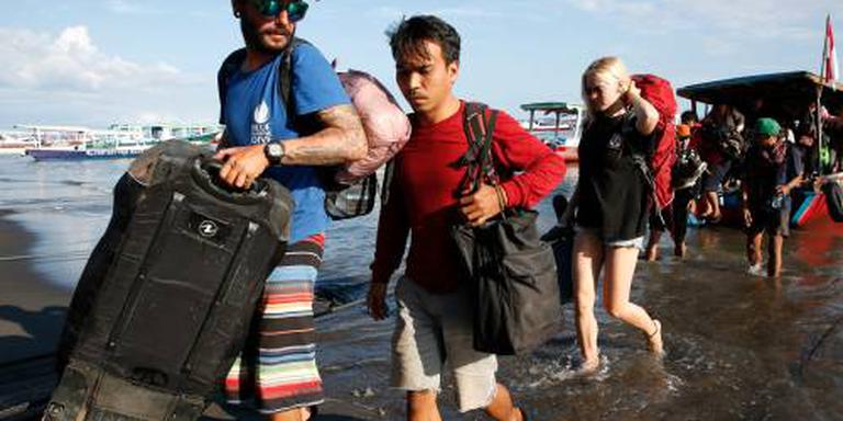 'Capaciteit voor evacuatie Lombok beperkt'