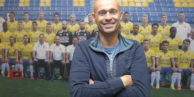 Marcel Keizer is de opvolger van Henk de Jong als trainer van SC Cambuur.