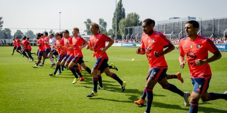 Feyenoord krijgt nieuw trainingscomplex