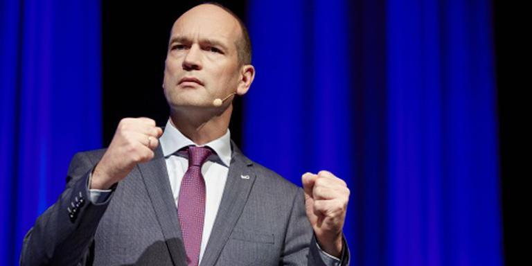 ChristenUnie-fractievoorzitter Gert-Jan Segers.