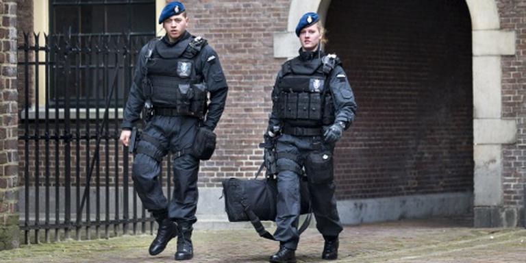 Extra bewaking ook bij parlement