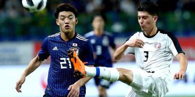 Groninger Doan scoort voor Japan