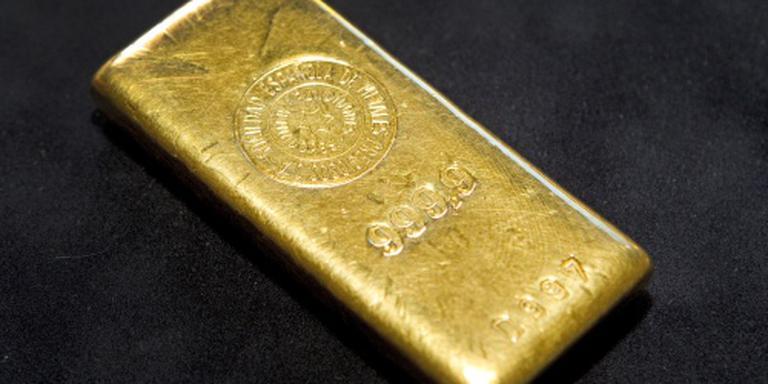 Goudprijs loopt verder op
