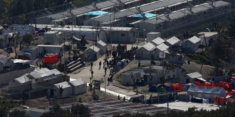 'Kinderen misbruikt in Griekse kampen'