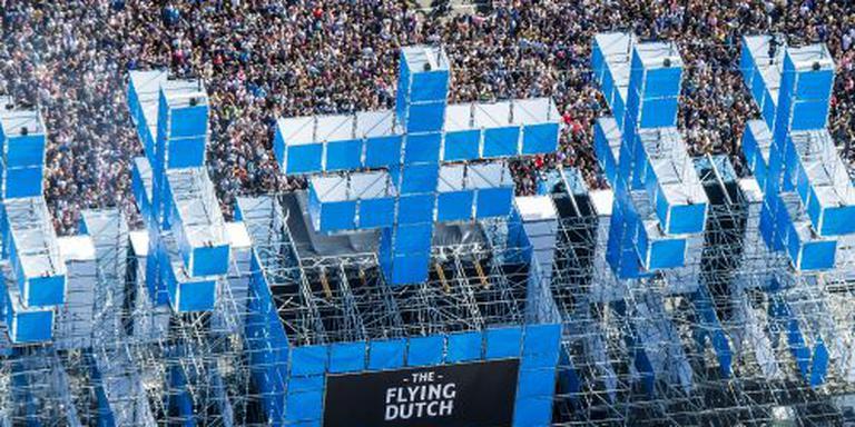 Tien top-dj's maken feest op The Flying Dutch