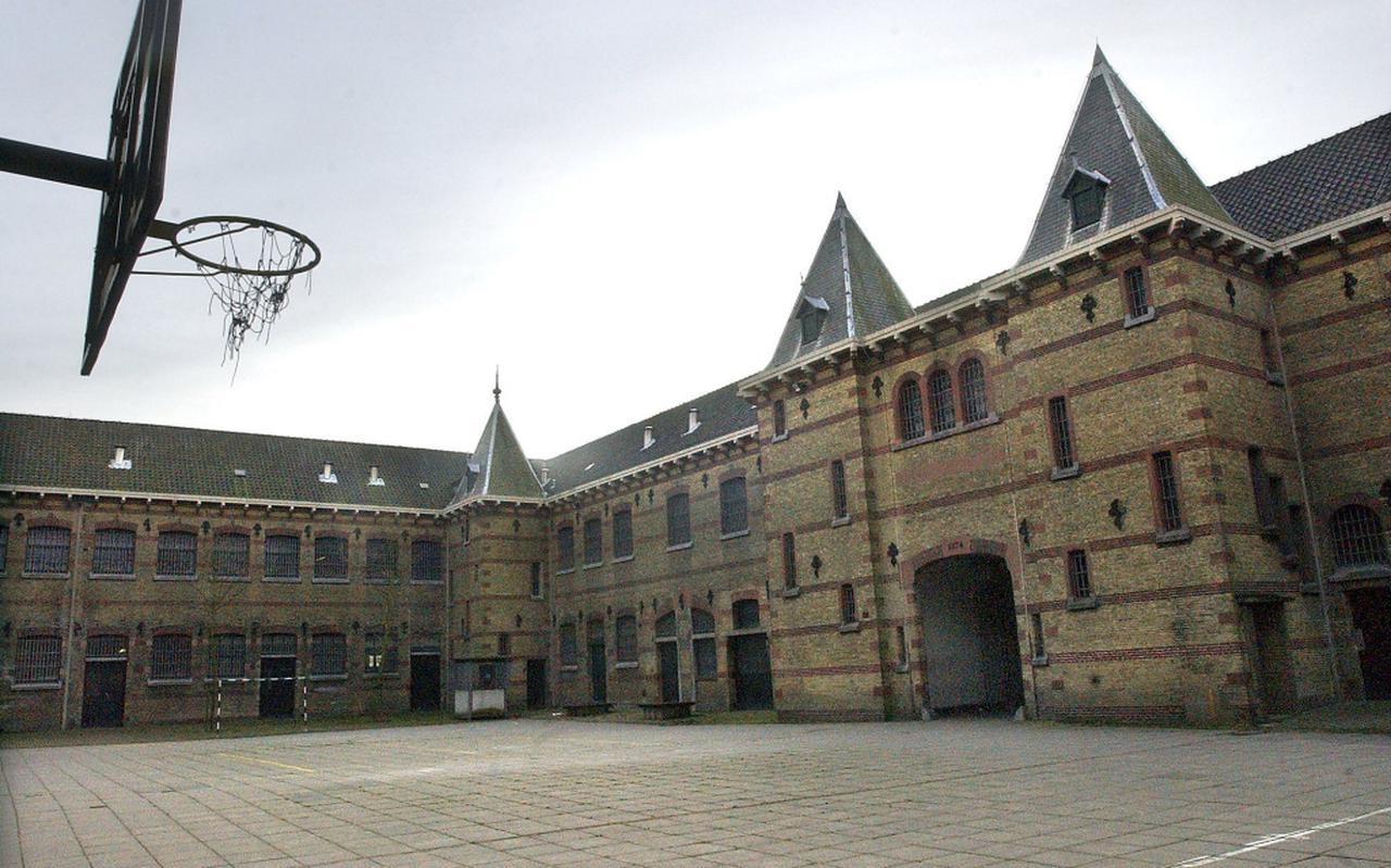 De Blokhuispoort in Leeuwarden.