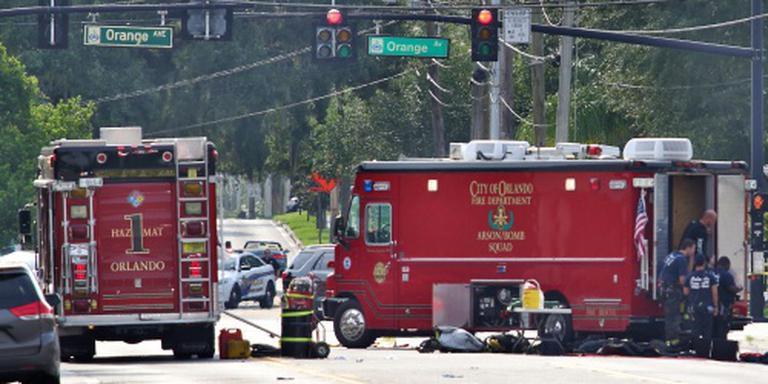 Vijftig doden in nachtclub Orlando