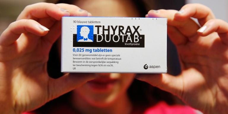 Thyrax-tekort heeft minder impact op kinderen