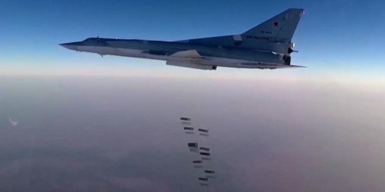 '10.000 doden door Russische bombardementen'