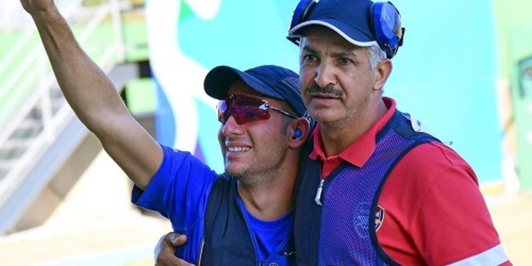 Koeweiti schiet naar brons in shirt Gunners