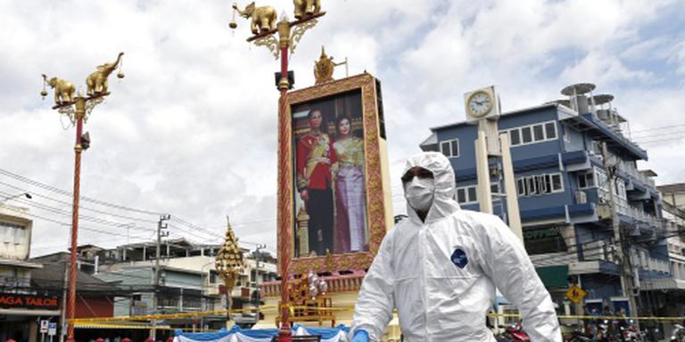 Thaise oppositie ontkent aandeel in aanslagen