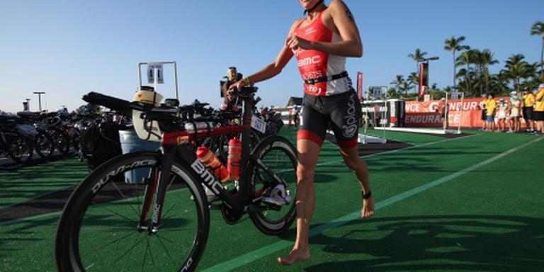 Triatlete Goos neergestoken tijdens training