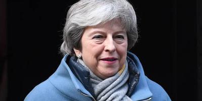 'May wil kort uitstel brexit'