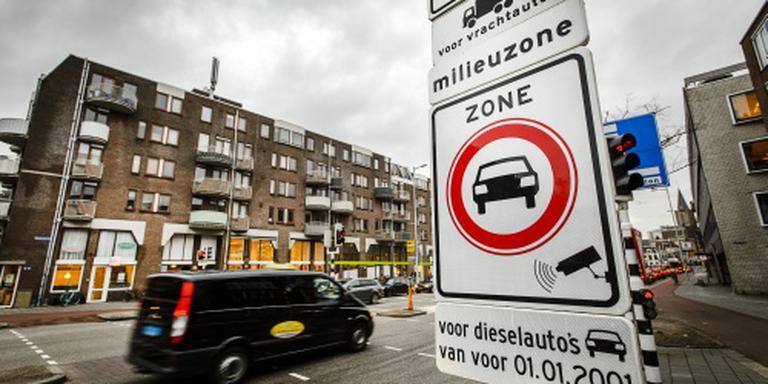 Milieuzone Utrecht mag blijven van rechter