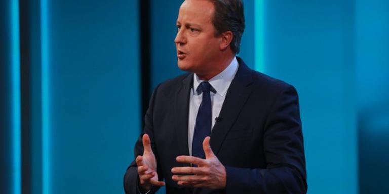 Cameron wijst op gevolg Brexit voor pensioen