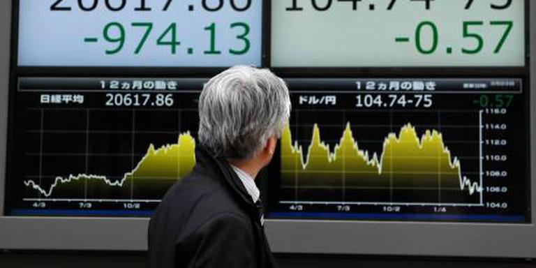 Beurzen Azië lager na Chinese cijfers