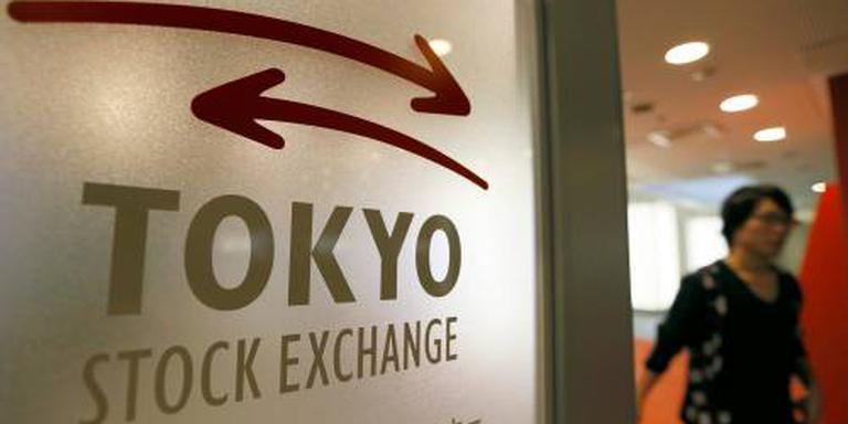 Nikkei daalt door yen en automakers